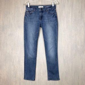 DL1961 Angel ankle cigarette jeans med wash 27